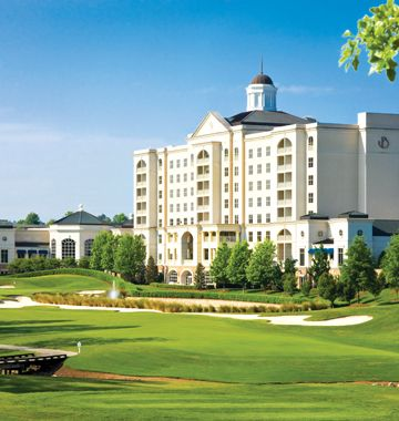 The Ballantyne Hotel and Lodge, Charlotte, North Carolina #northcarolina #fourstar #forbestravelguide