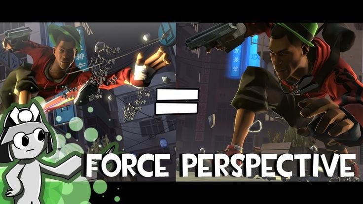 SFM Force Perspective #games #teamfortress2 #steam #tf2 #SteamNewRelease #gaming #Valve