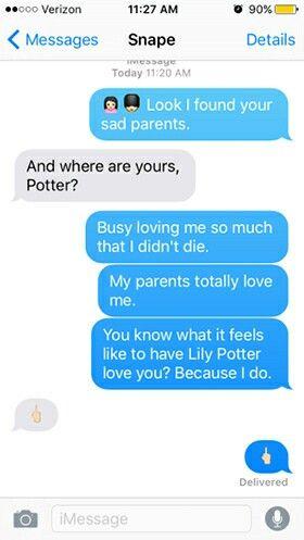 Slytherin vs. Gryffindor