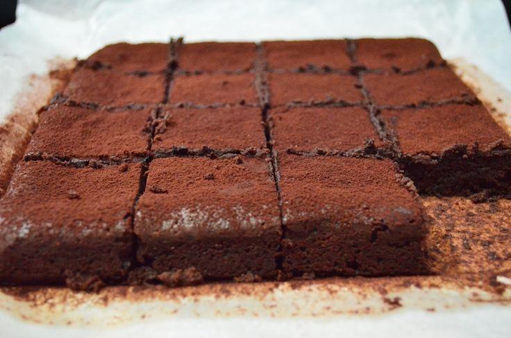 choc truffle brownie | FOOD!!! | Pinterest