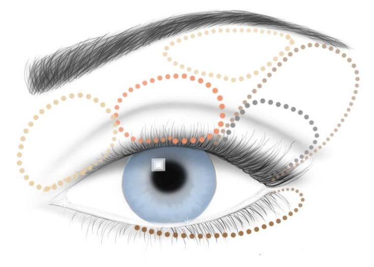 makeup for blue eyes: Makeup Tips For Blue Eyes, Dramatic Eyes Makeup, Makeup For Bones Blue Eyes, Eyes Makeup Tips, Intens Eyes Makeup, Pretty Makeup, Makeup Beauty, Eyes Maps, Applying Makeup