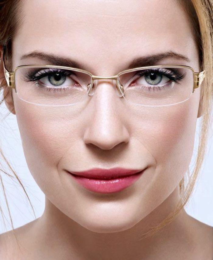 ▷ 1001 + Idées pour savoir comment choisir ses lunettes + les modèles selon  les types du visage   Glasses   Pinterest   Lentes, Gafas and Anteojos 910292f0da9f