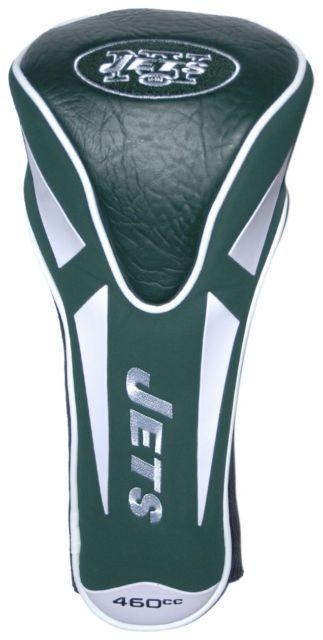 NFL New York Jets Single Apex Driver Head Cover | eBay