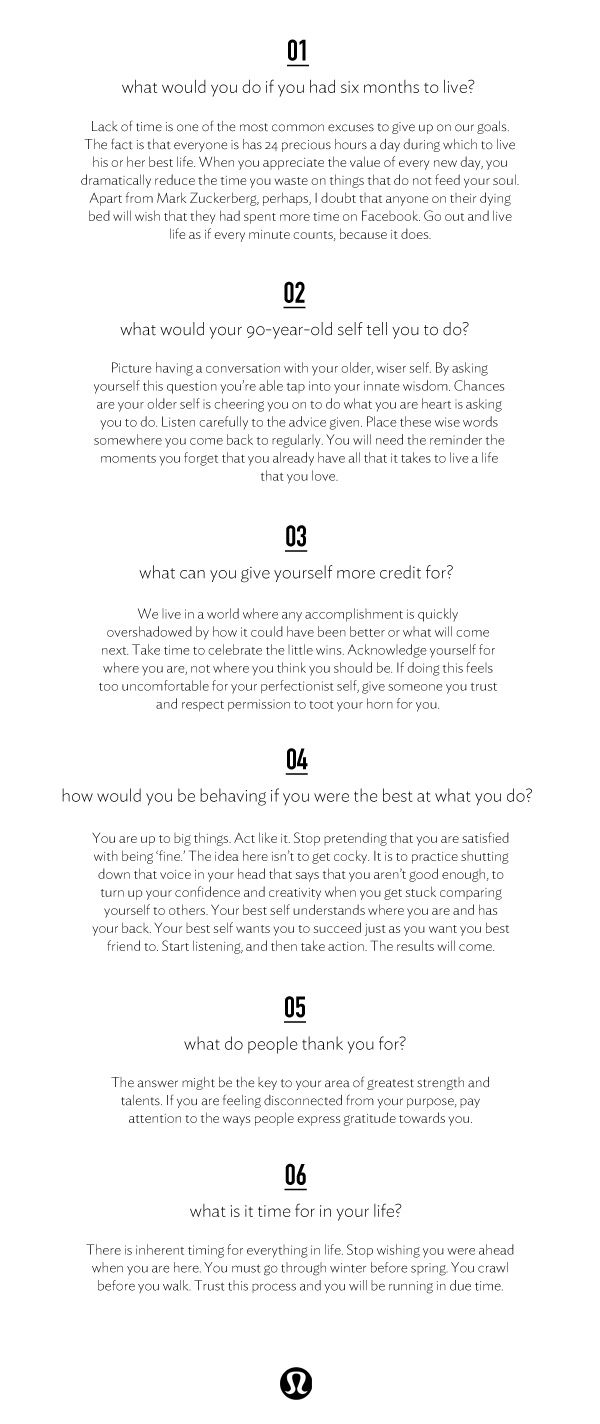 Have You Asked Yourself These Questions Lately? Looking To Change Careers  Or For Your Life's