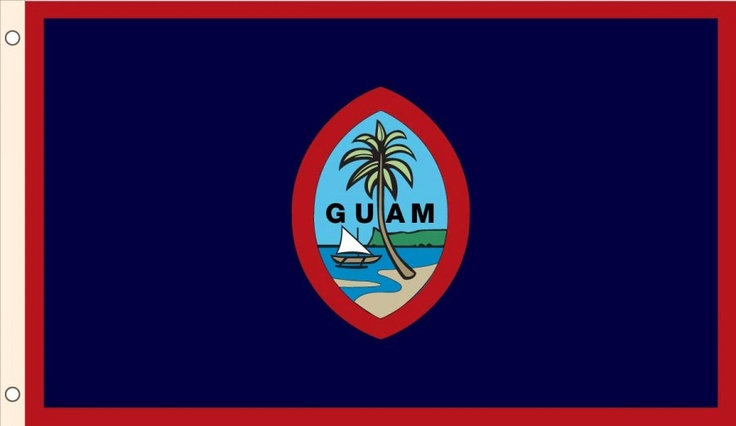 Gerard Aflague Collection - Standard U.S. Territory of Guam Flag, $18.95 (http://www.gerardaflaguecollection.com/deals/standard-u-s-territory-of-guam-flag/)