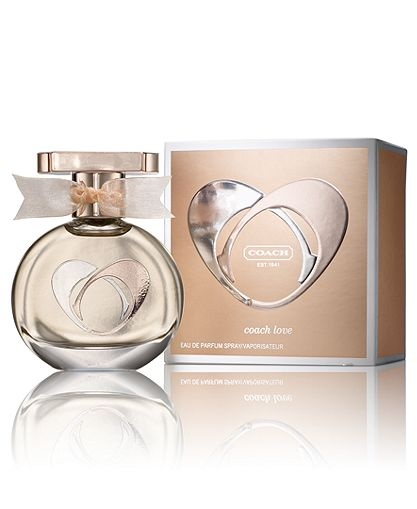 My perfume Pick for Spring: Coach Love Eau de Parfum                                  Coach Love Eau de Parfum, 1.7 oz - Perfume - Beauty - Macy's & Sears. |