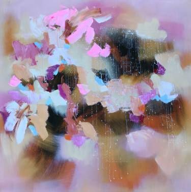 "Saatchi Art Artist Catherine Hiller; Painting, ""La vie est belle"" #art"