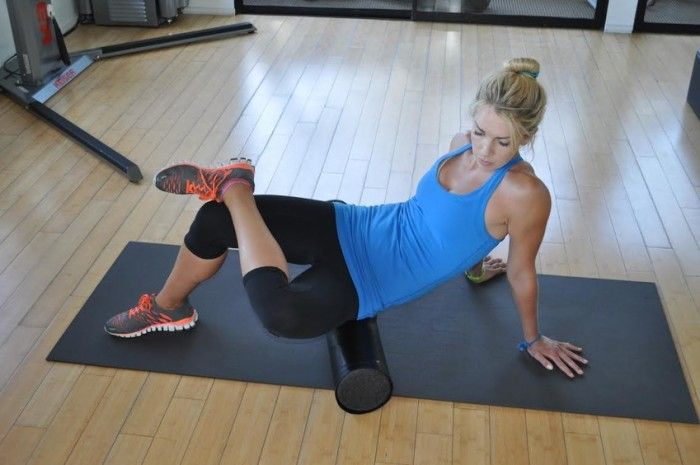 1000 Ideas About Foam Roller Exercises On Pinterest
