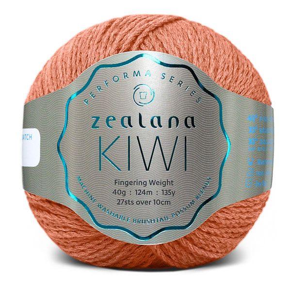 Colour Kiwi Sun orange, Performa Fingering weight, Performa Kiwi, Zealana Kiwi Sun orange, Zealana Kiwi, Sun orange 11, Zealana Sun orange, knitting yarn, knitting wool, crochet yarn.