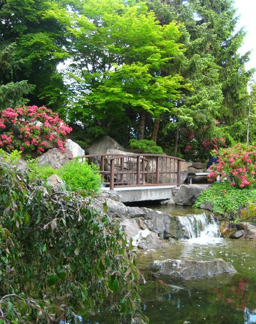 Kasugai gardens, Kelowna,  #Luxury Boutique B & B in West #Kelowna: www.lakeviewmemories.com
