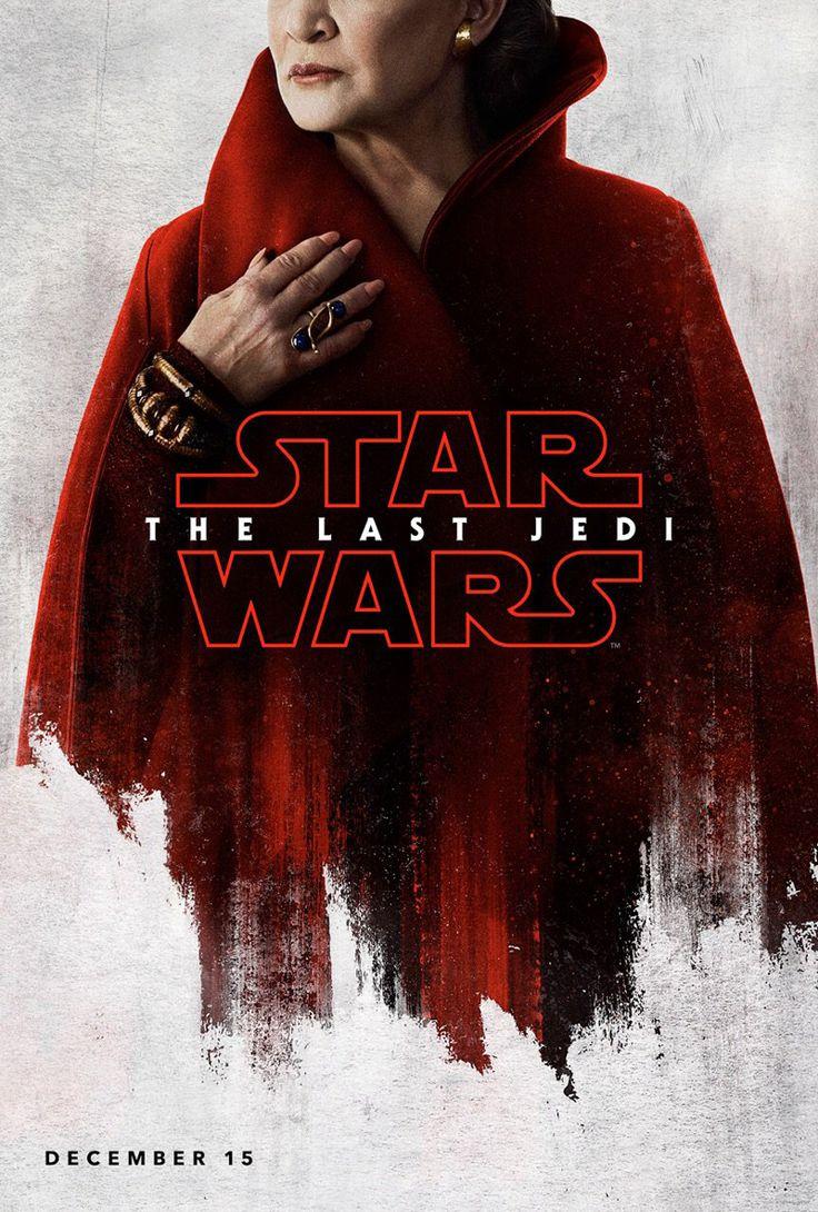 Llegan los posters de personajes de 'Los Últimos Jedi' - CINEMANÍA