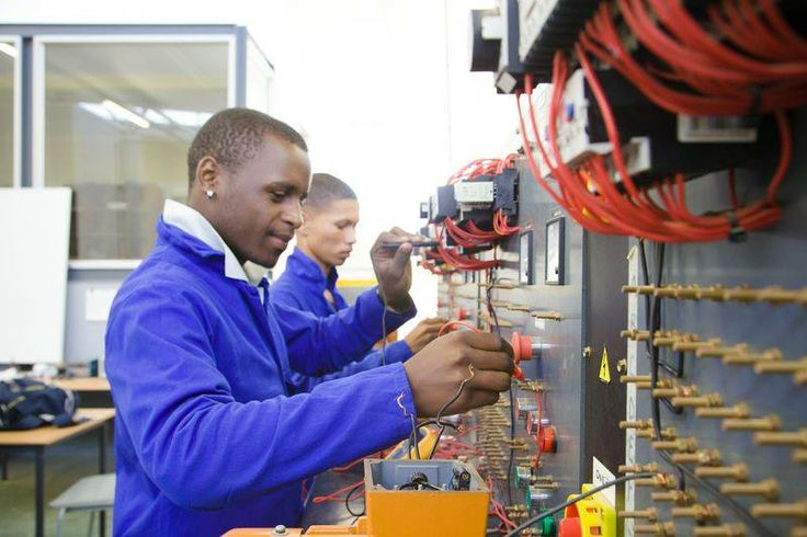 Engineering studies at WCC Institution of Excellence. Image supplied by WCC.