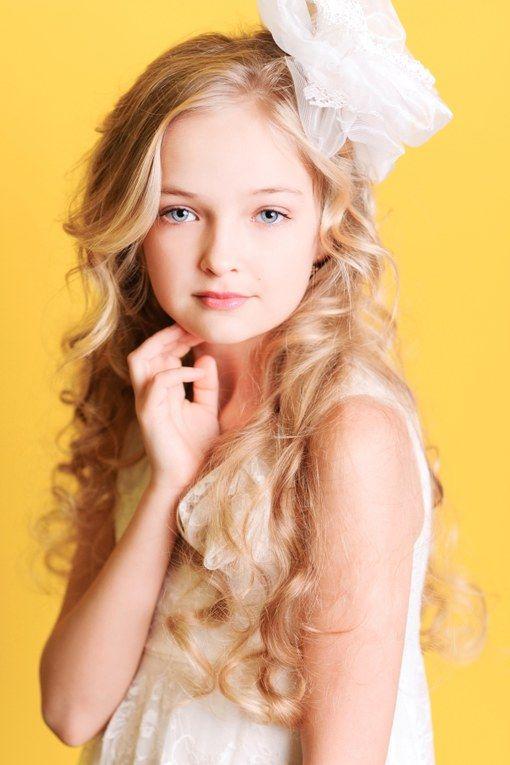 Les 65 plus jolies coiffures pour enfants coiffures coup et album - Coiffure pour grosse ...