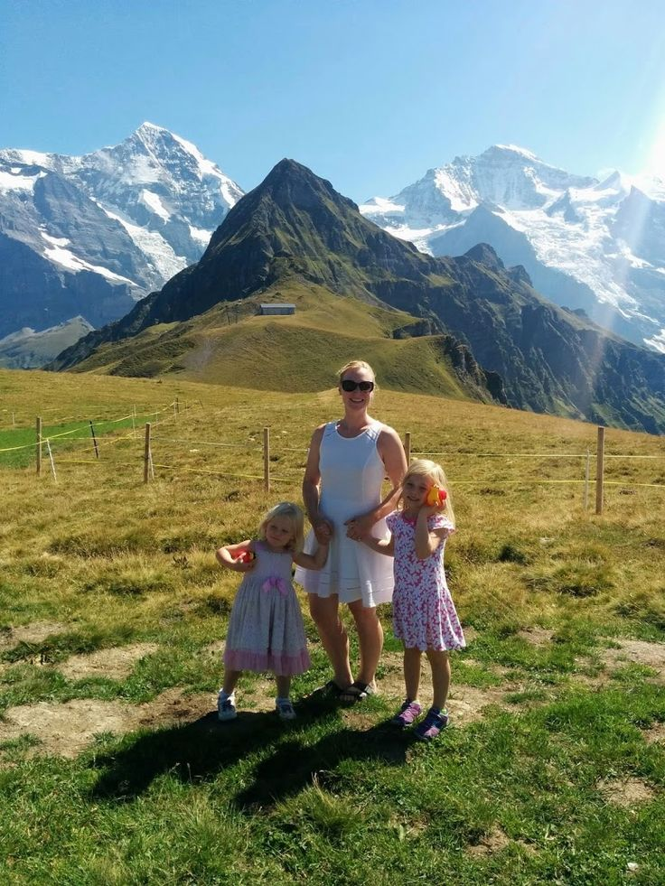 Switzerland's Lauterbrunnen is a great family getaway. Read about it here.