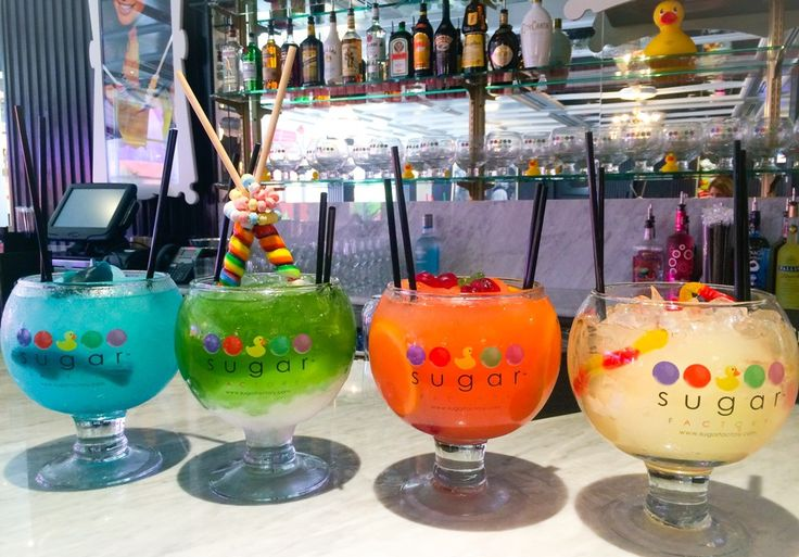 Candy Alcoholic Drinks In Miami