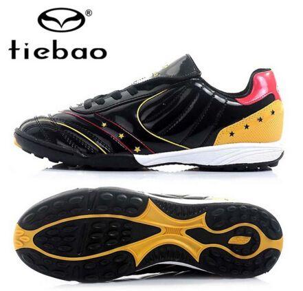 TIEBAO football boots zapatos de futbol shoes soccer fussball schuhe zapatillas futbol sala hombres chaussure foot sneaker