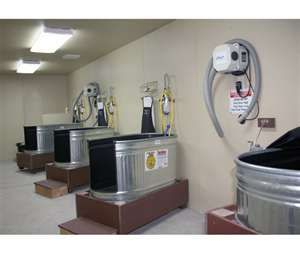 78 best dog kennel images on pinterest dog grooming salons dog dog wash station for the backyard solutioingenieria Choice Image