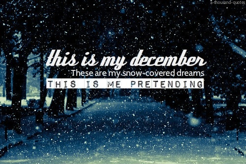 Linkin Park - my December lyrics
