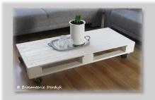 Table made from pallet ~~~
