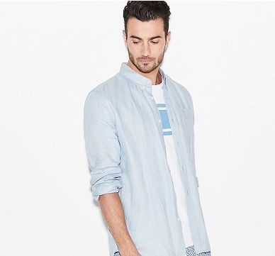Men's Fashion Edit: Lighten Up in Linen