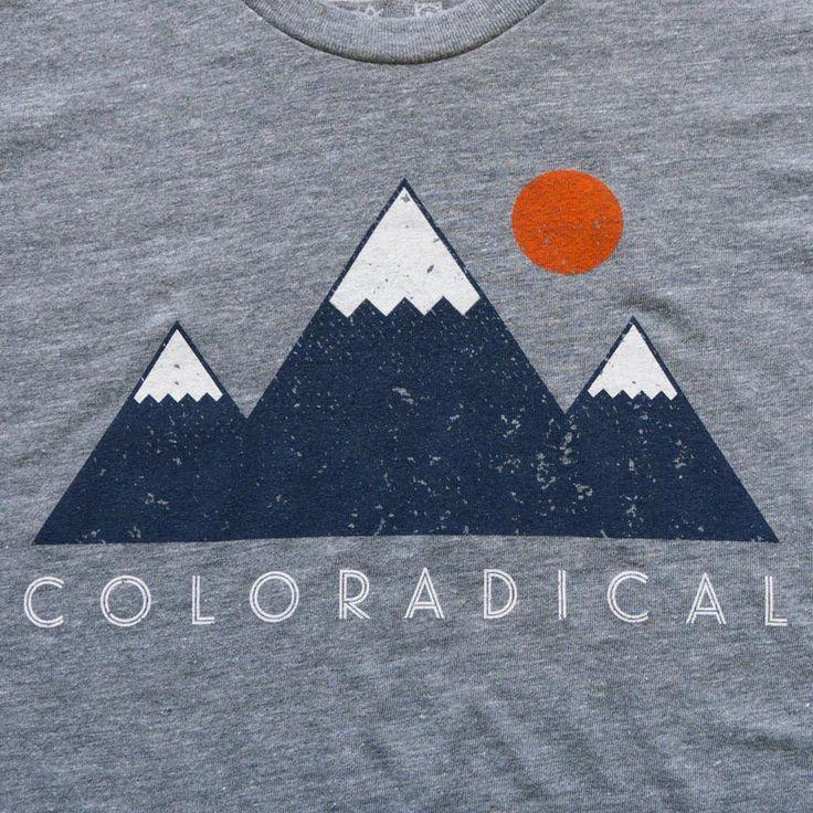 Vintage Three Mountain T-Shirt (Women's)
