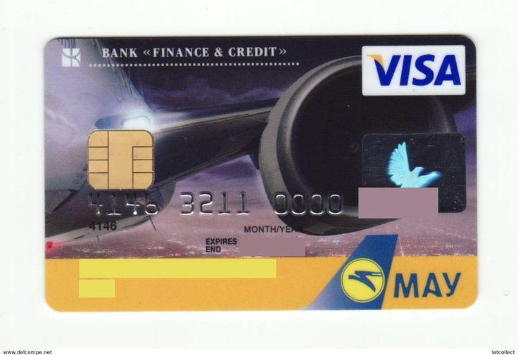 Bank Finance&Credit UKRAINE AVIO UKRAINE INTERNATIONAL AIRLINES VISA EXPIRED
