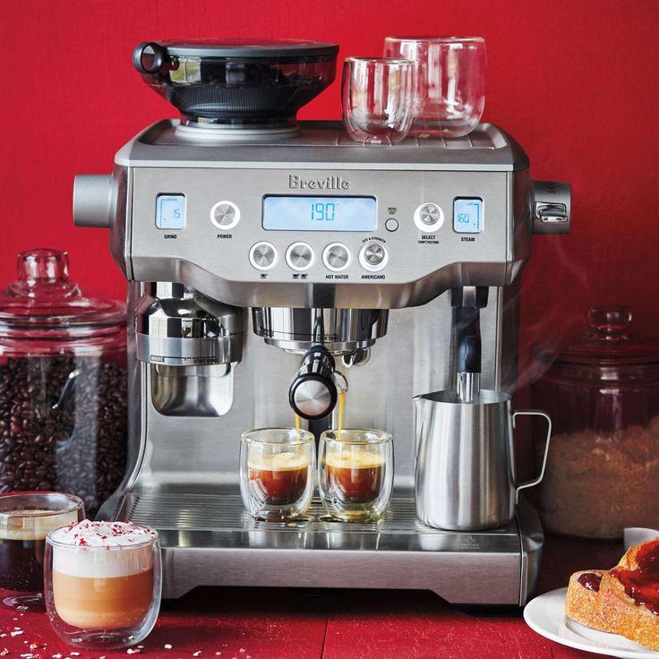 Breville Oracle Semi-Automatic Espresso Machine   Sur La Table
