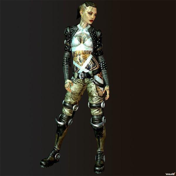 Jack - Mass Effect 3
