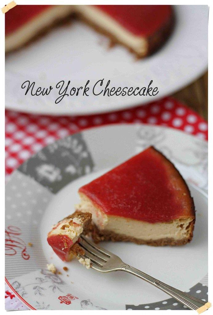 New York Cheescake - Recetas Sin Azúcar   El blog sin azúcar