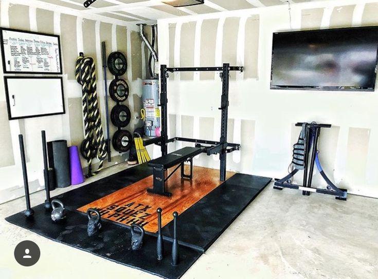 New Space Saver Home Gym