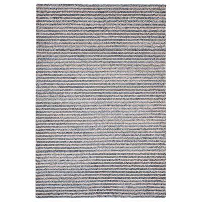 Trans Ocean 6850/33 Wooster Denim Stripes Outdoor Rug