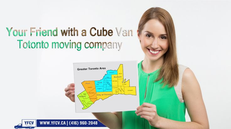 Your Friend with a Cube Van! #Totonto #MovingCompany 416-960-2048 #YFCV www.yfcv.ca #Moving #Packing 381 Dundas St E, Toronto, ON M5A 2A6 #Movers #CargoVan #CubeVan
