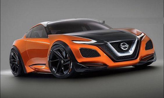 2018 Nissan Z Concept Coupe Check Out Facebook And Instagram Metalroadstudio Very Cool