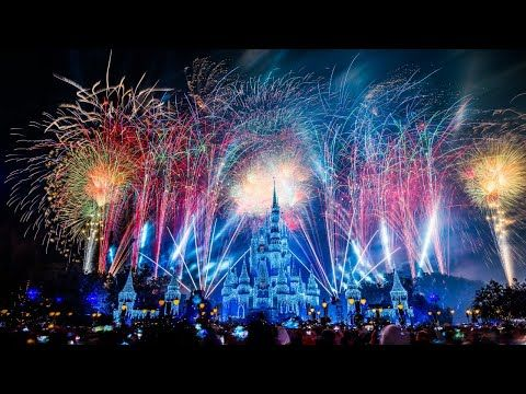 Enjoy New Years Fireworks 2020 With Fantasy In The Sky At Walt Disney World Resorts Happynewyear In 2020 Disney World Magic Kingdom Disney Fireworks Magic Kingdom