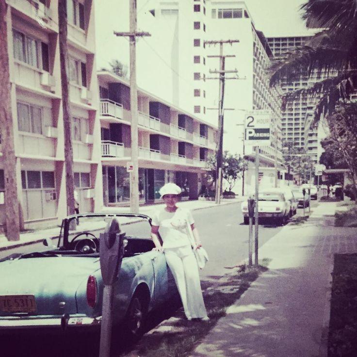My mama got style #1970s #hawaii #locogirl #islandgirl #tbt #mama #iloveyou