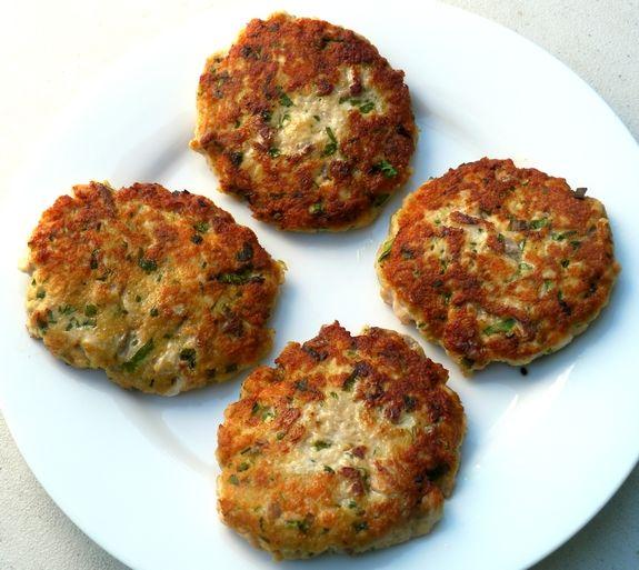 Salmon Burger + Mayo Idea. Easily made #paleo: Foods Recipes, Hoisin Sauce