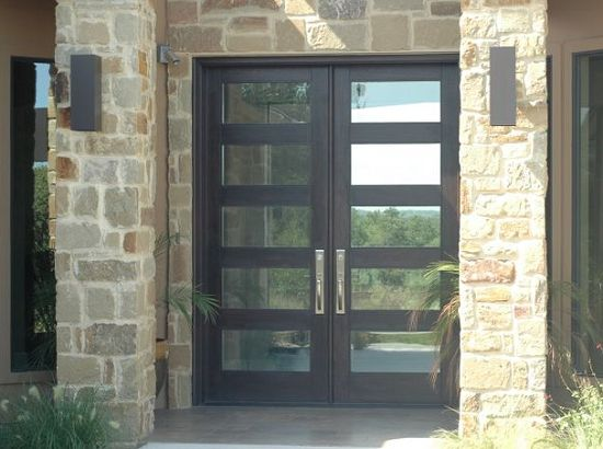 701 best welcome images on pinterest front doors door for All glass front door