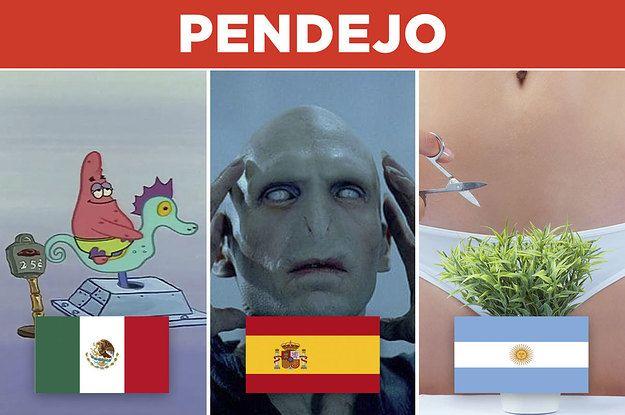 15 Razones por las que México, España y Argentina se están confundiendo mutuamente todo el tiempo