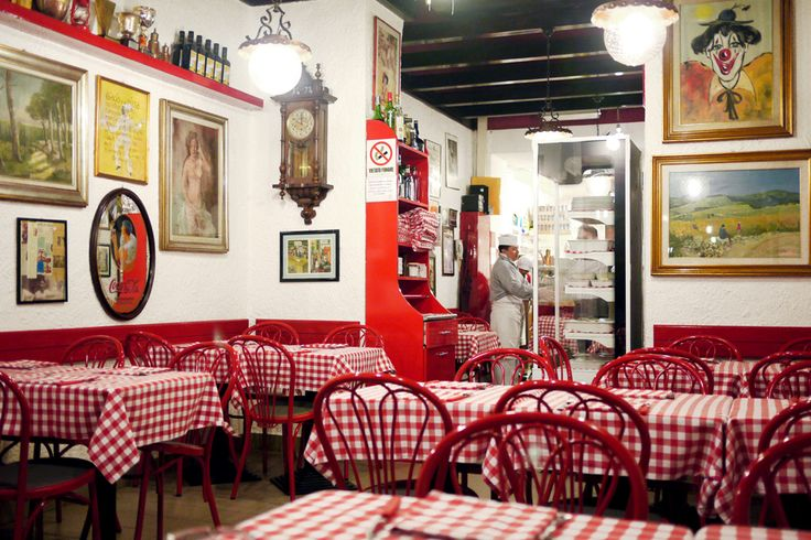 Pizzeria da Biagio - via Vincenzo Monti, 28