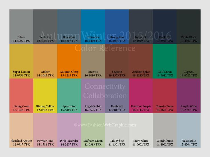 26 best color library fashion images on pinterest color