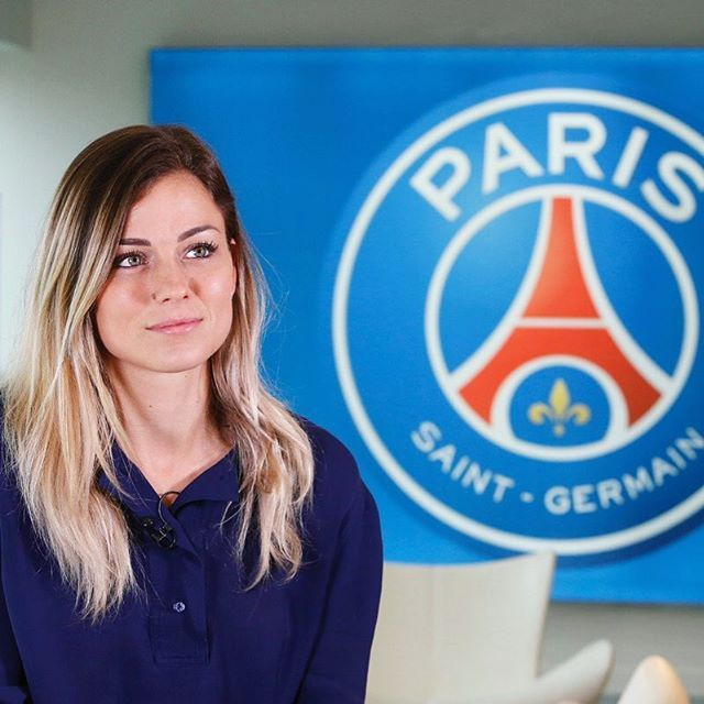Laure Boulleau || one more season with PSG (June 4, 2017)