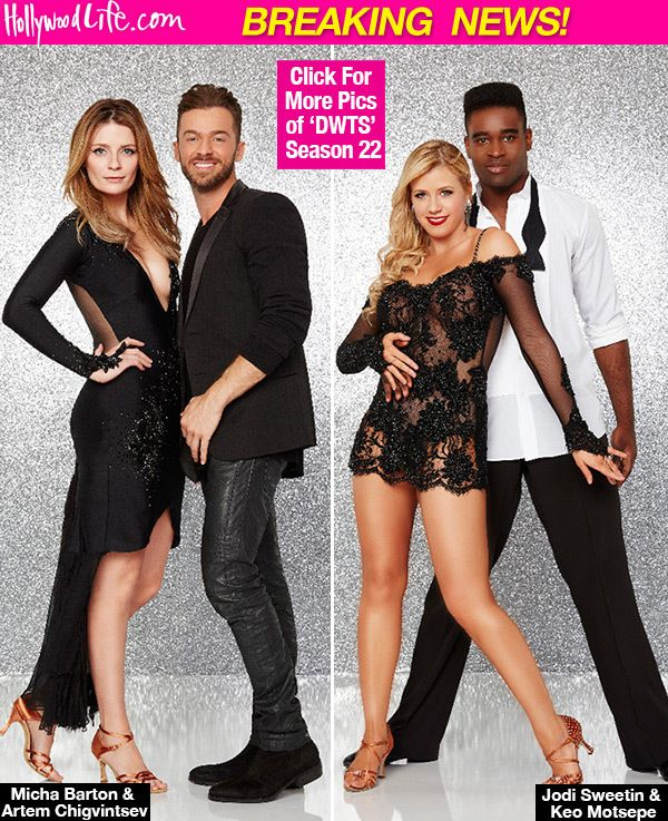 'DWTS' Season 22 Full Cast Announced — Jodie Sweetin, Mischa Barton & More