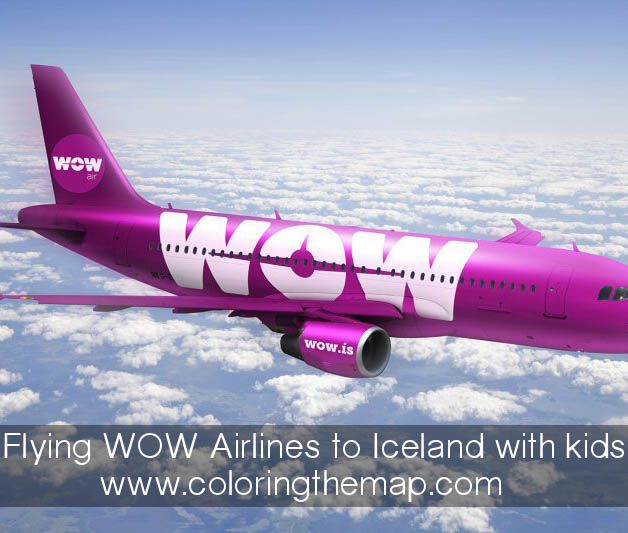 WOW Airlines travel experience to Iceland with kids! #travelingwithkids #toddler #Iceland #icelandwithkids #icelandkids #wowairlines #wow #icelandtoddler #travelkid #travel #family
