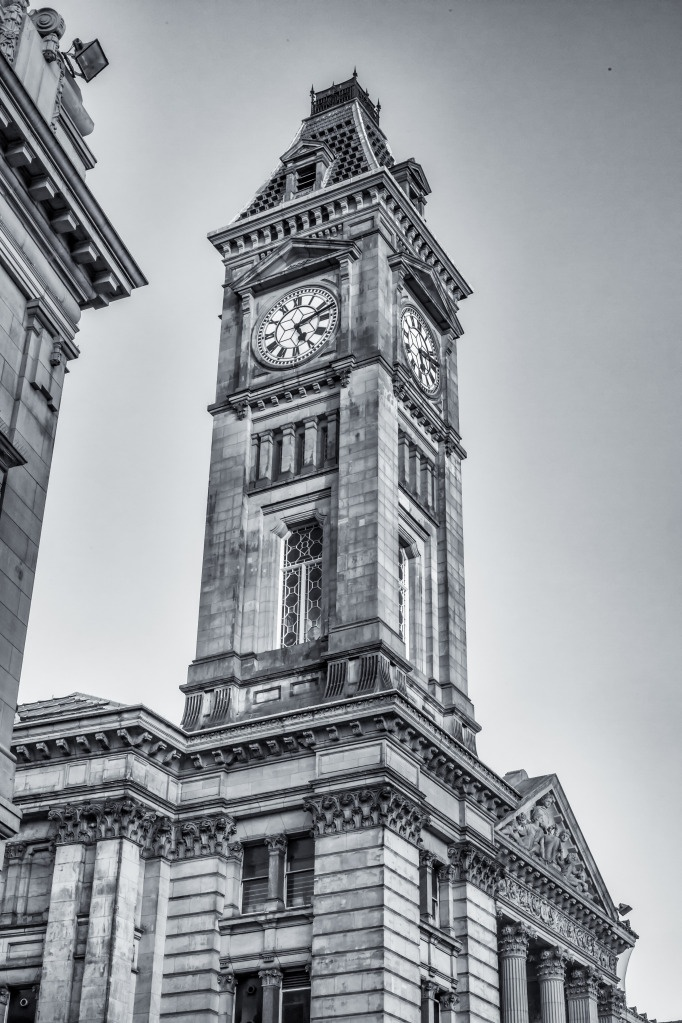 Council House/ Museum clock tower
