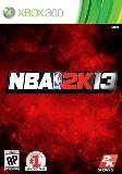 2k Sports  NBA 2K13 Xbox 360 Game