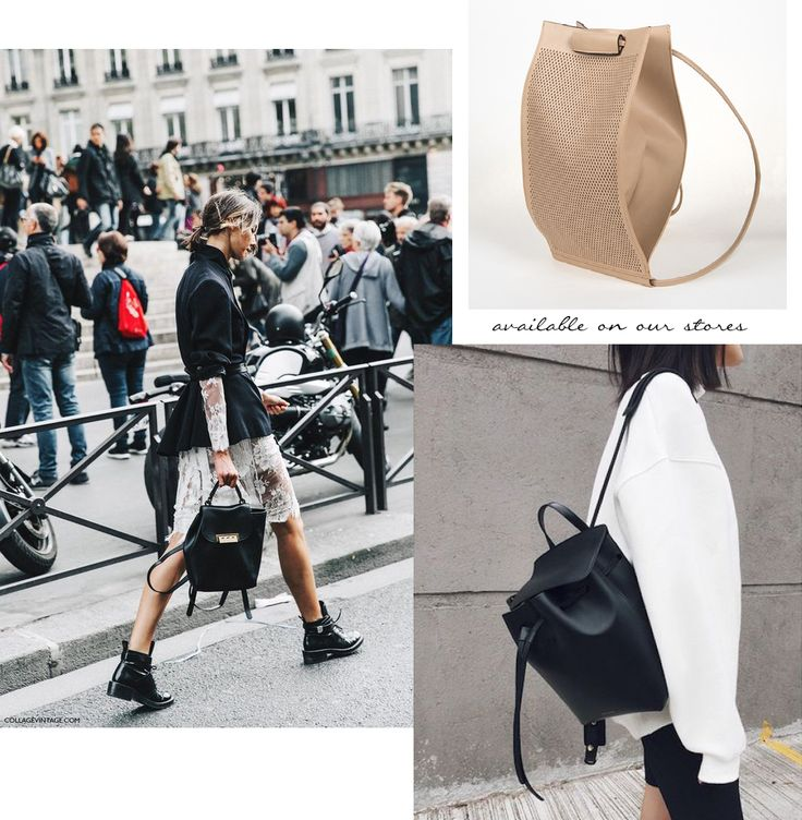Vilanova is All About You: All About Your Accessory  #vilanova #vilanovaaccessories #blog #inspiration #accessories #how #to #wear #backpack