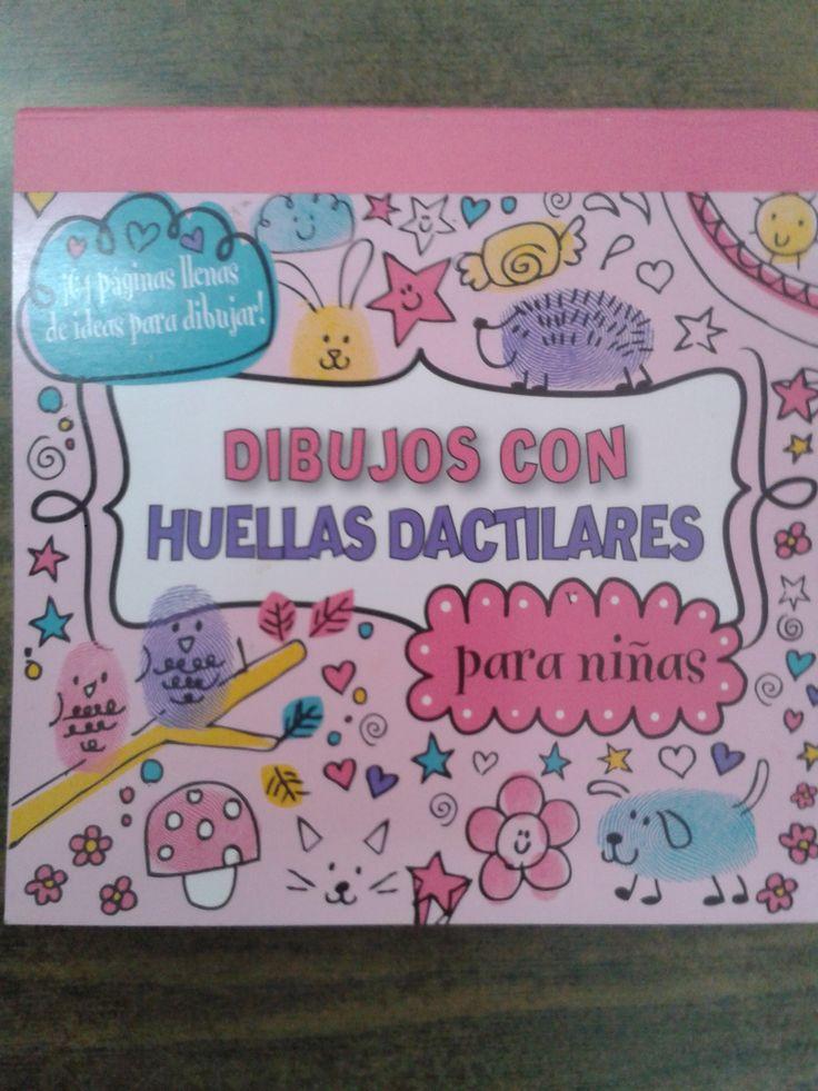 DIBUJOS CON HUELLAS DACTILARES
