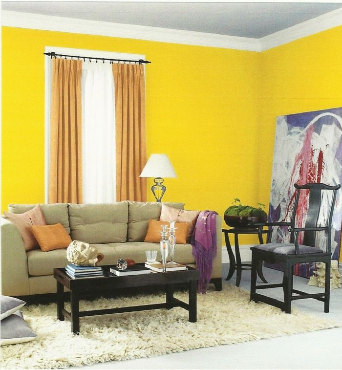 Die besten 25+ Hellorange Ideen auf Pinterest Orangefarbene - wohnzimmer orange beige