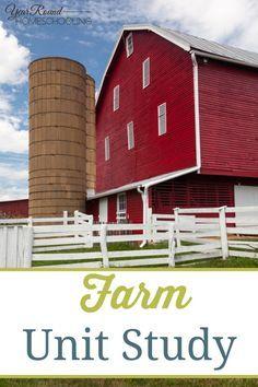 Farm Unit Study -