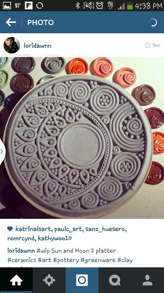 Coiled plate